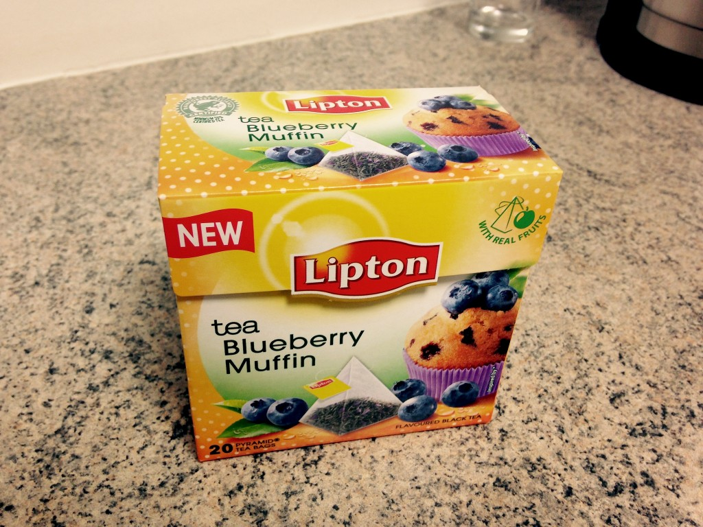 Lipton Blueberry Muffin