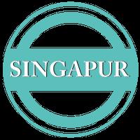 Singapur Stempel Übersichtsseite