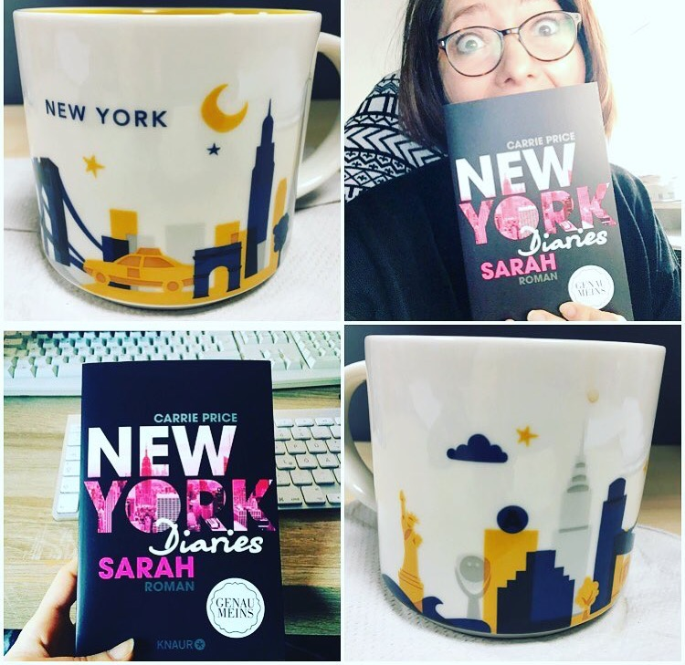 Instagram New York Diaries Sarah