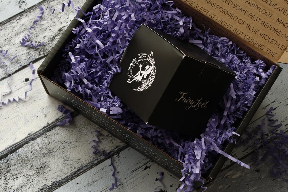 FairyLoot April box dreams and wishes sarah j maas mug