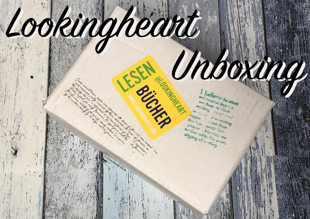 Lookingheart Buchbox Unboxing Titelbild