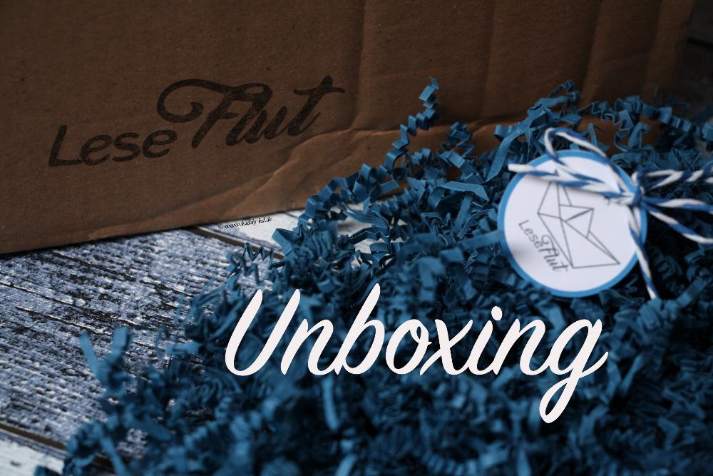 Leseflut Unboxing Themenbild