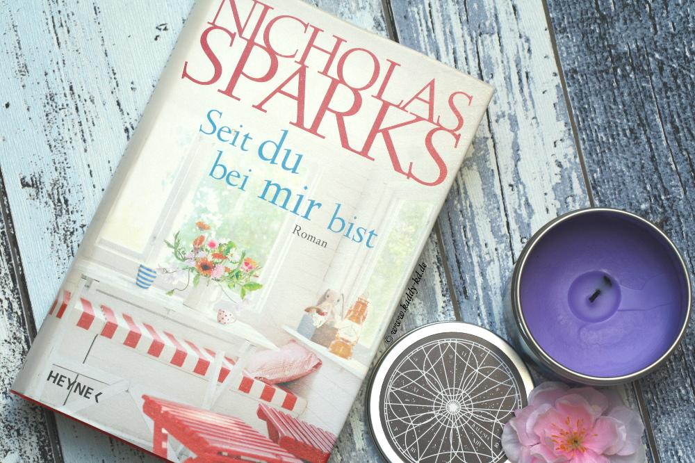 Nicholas Sparks Seit du bei mir bis Buch