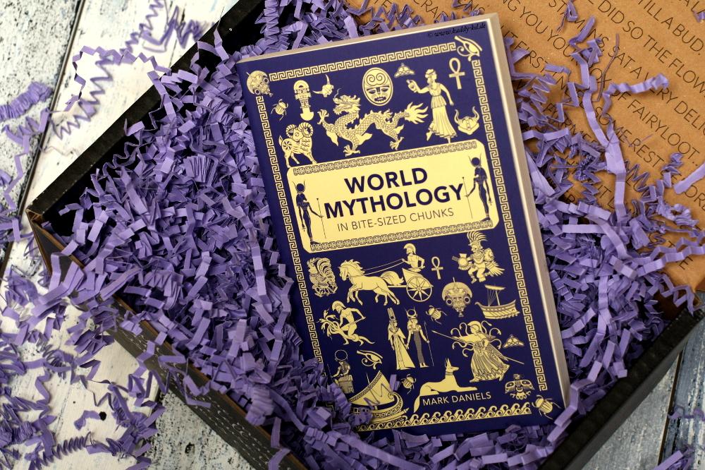 Buchbox FairyLoot Mai Warriors and Legends World Mythology