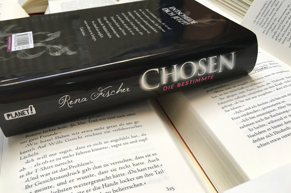 Rena Fischer Chosen - Die Bestimmte Buchcover