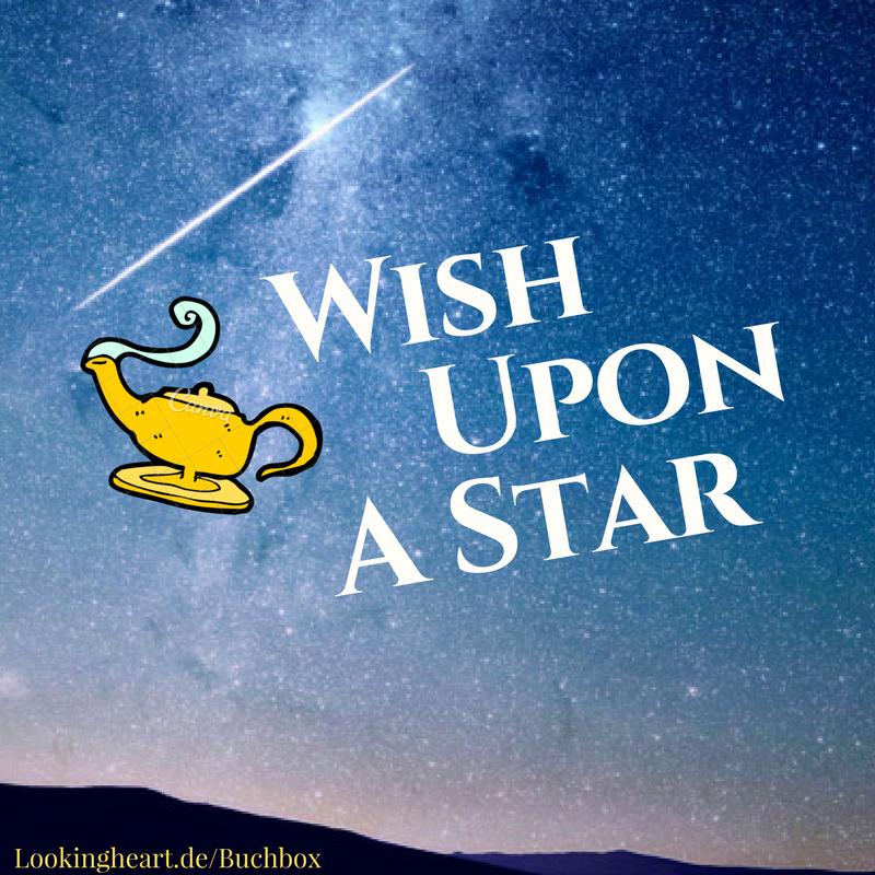 Lookingheart Buchbox Thema Juli 2017 Wish upon a star