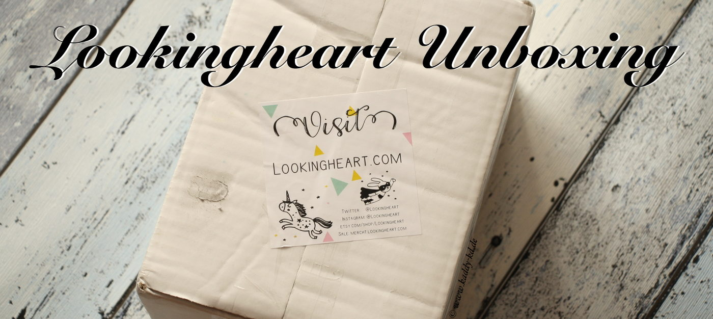 Lookingheart Unboxing Headerbild