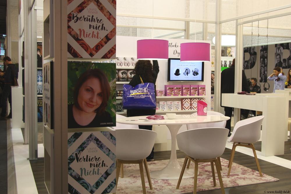 Frankfurter Buchmesse 2017 LYX Verlag Laura Kneidl Neuerscheinung