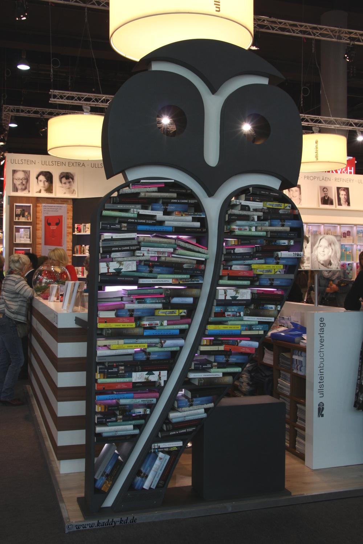 Frankfurter Buchmesse 2017 Ullsteineule
