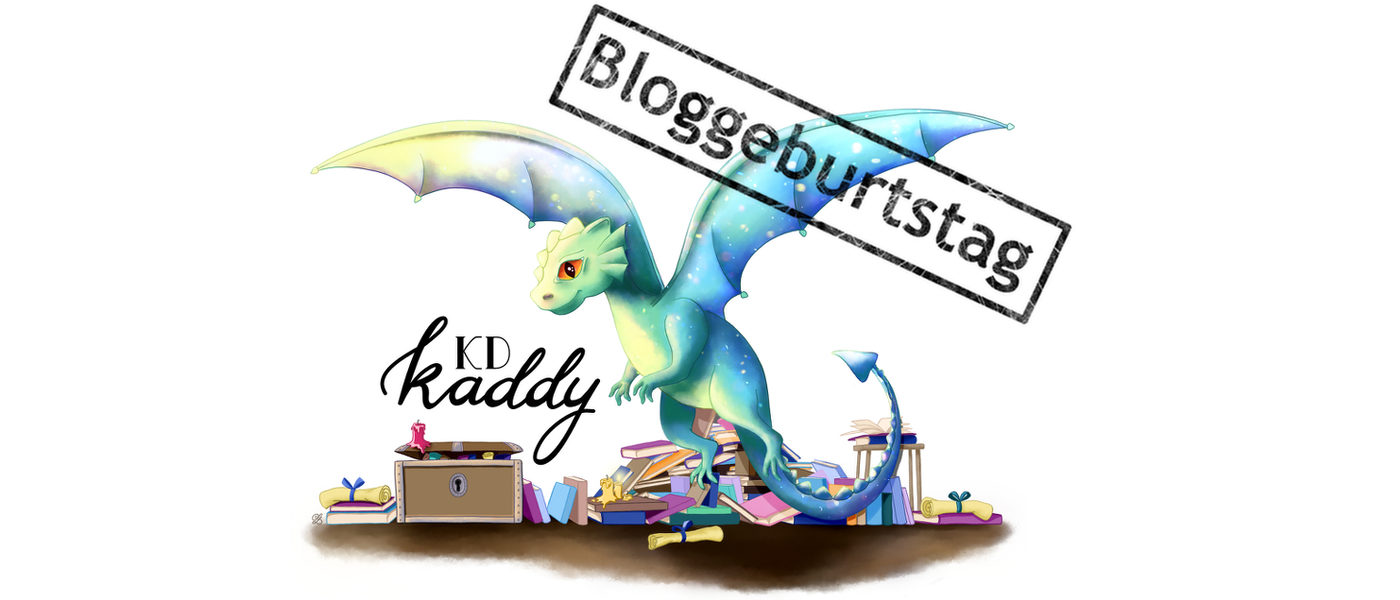Bloggeburtstag Kaddy_KD Gewinnspiel