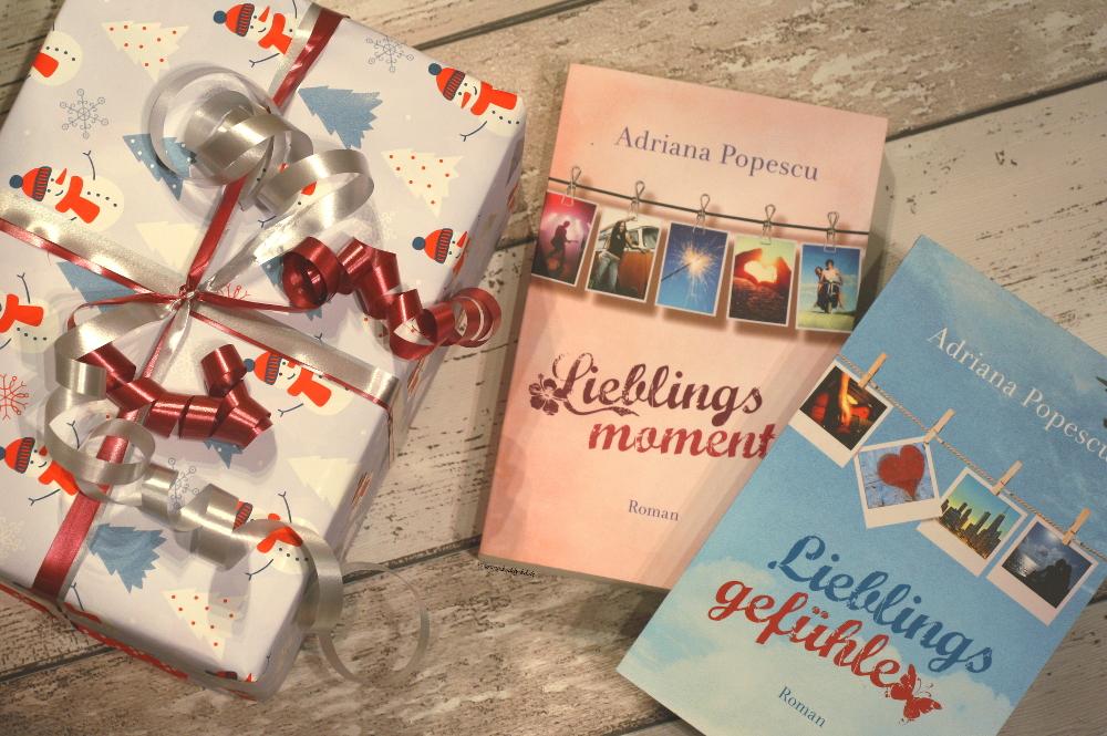Blogger Adventskalender 2017 Gewinnspiel Adriana Popescu Lieblingsgefühle Lieblingsmomente