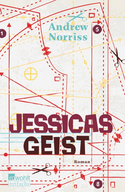 Andrew Norriss - Jessicas Geist Rowohlt Verlag