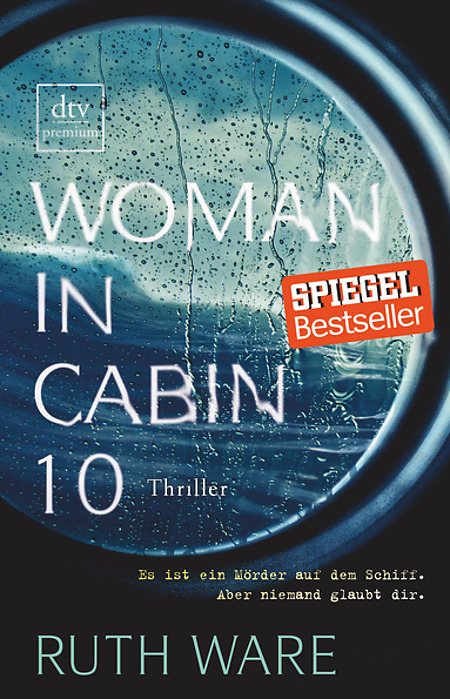 Ruth Ware - Woman in Cabin 10 dtv Verlag