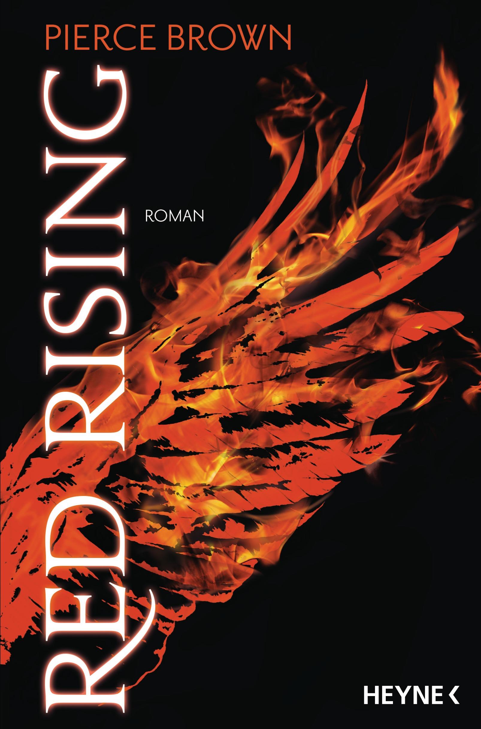 Red Rising von Pierce Brown Heyne Verlag